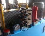 纺织机械提升机液压系统