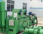 液压精炼电炉系统